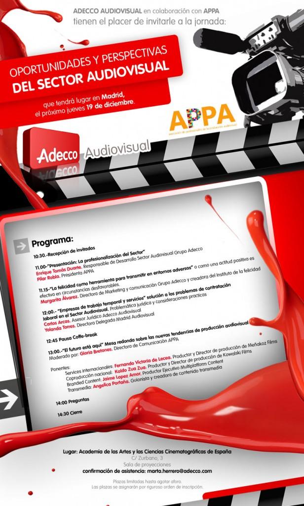 Oportunidades y Perspectivas del Sector Audiovisual