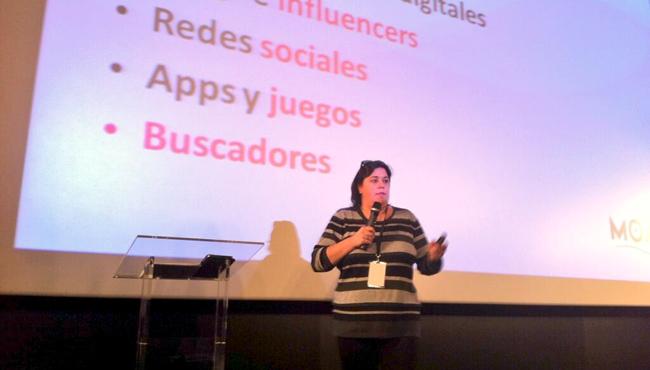 MOAv MADRID 2014 - Gloria Bretones