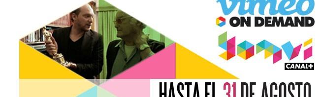 """Últimos días de """"La Pantalla Herida"""" online (VOD)"""