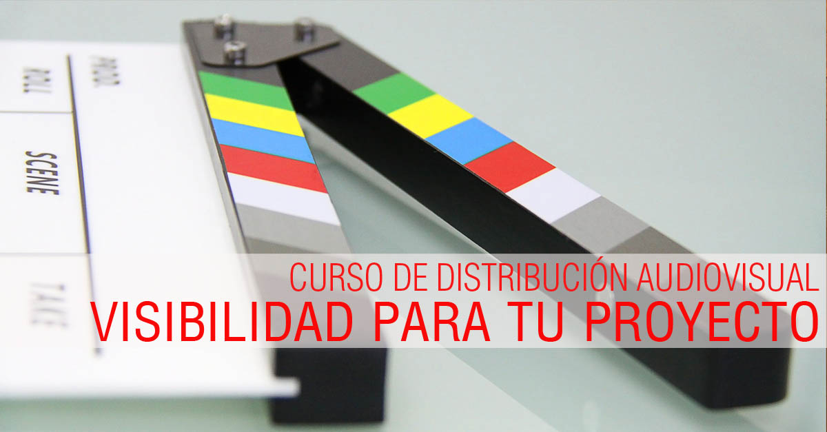curso distribución audiovisual fb