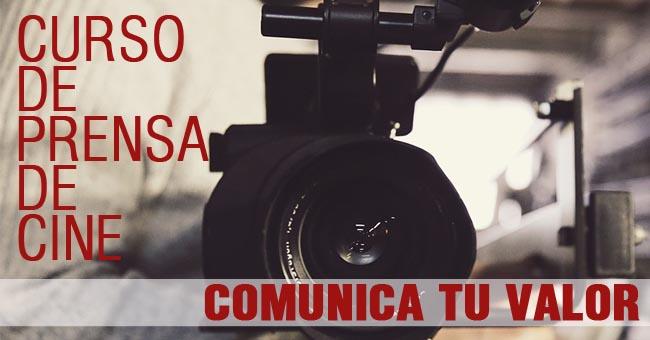 curso prensa cine letras
